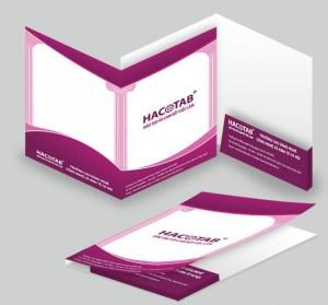 In kẹp file tài liệu giá rẻ, thiết kế kẹp file miễn phí tại Hà Nội2