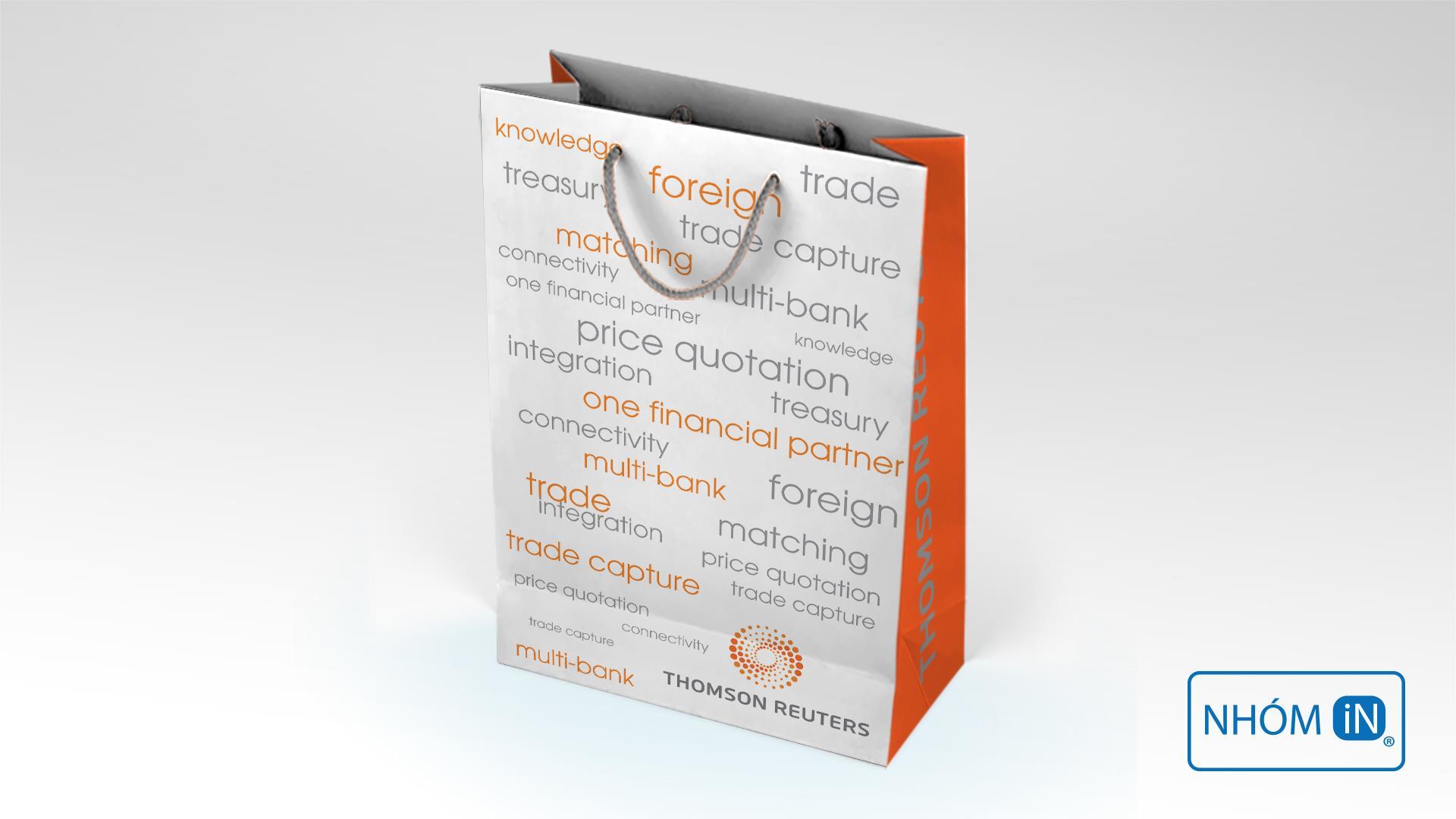 Chúng tôi chuyên thiết kế túi giấy cực kỳ sáng tạo, bắt mắt phù hợp sản phẩm trẻ trung, năng động