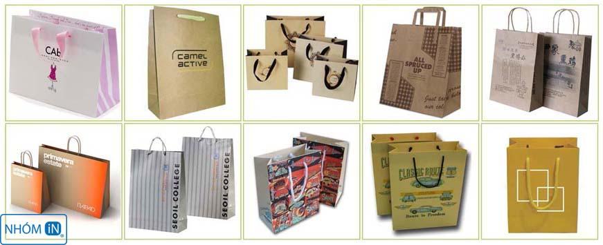 Đánh giá những ưu điểm của túi giấy với doanh nghiệp và xã hội 1