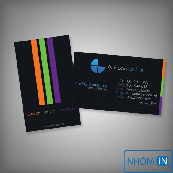 Những yếu tố quan trọng khi thiết kế Card Visit 1