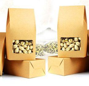 Hộp giấy kraft đựng thực phẩm
