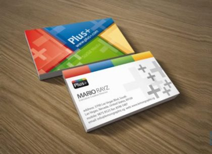 3 lợi ích quan trọng của một tấm card visit