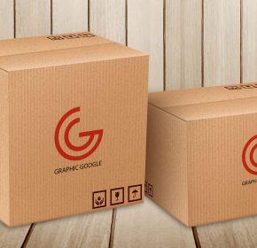 Mẫu hộp carton sóng B đựng hàng