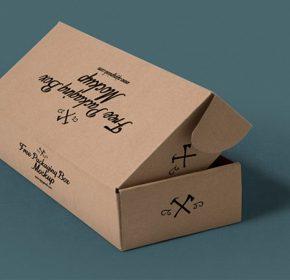 Mẫu hộp carton lạnh đựng giày