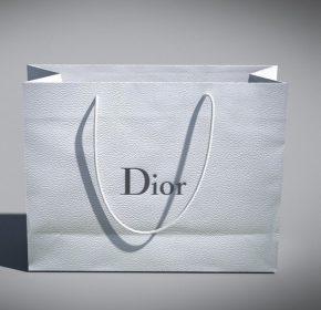 Túi giấy cao cấp Dior
