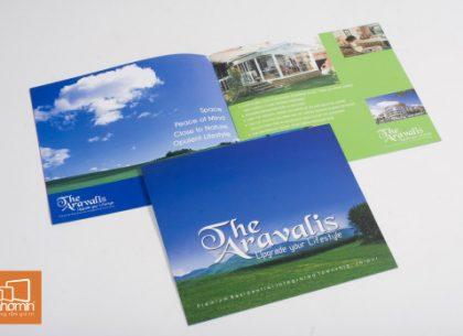 Cơ sở in profile giới thiệu công ty bất động sản tại Hà Nội