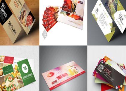 Dịch vụ in voucher giá rẻ nổi bật và chuyên nghiệp