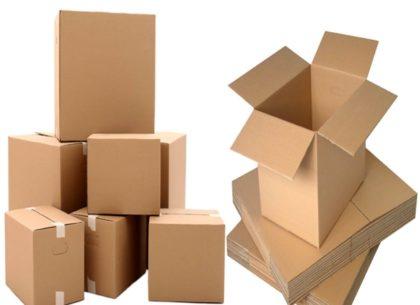 Xưởng sản xuất hộp carton
