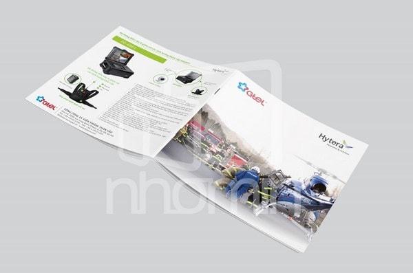 báo giá thiết kế catalogue