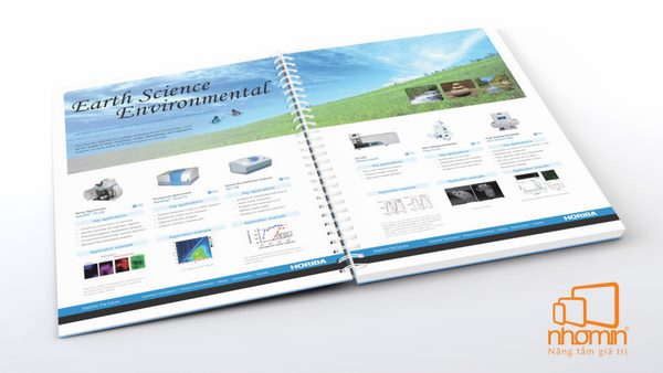 thiết kế in ấn catalogue trọn gói