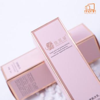 Cơ sở in hộp mỹ phẩm giá rẻ nhất Hà Nội