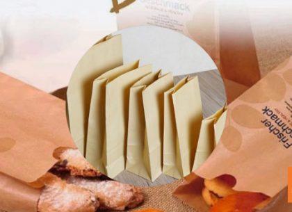 Xu hướng in túi giấy đựng bánh mỳ