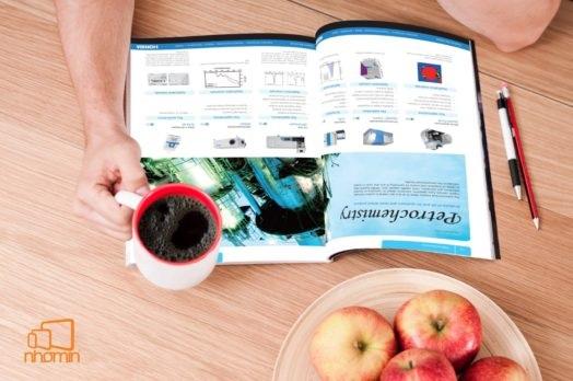 thiết kế in catalogue chuyên nghiệp