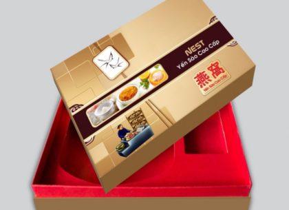 In hộp đựng yến sào bắt mắt chất lượng cao và giá rẻ