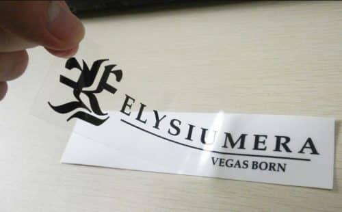 Ở đâu in tem decal trong suốt tại Việt Nam ?