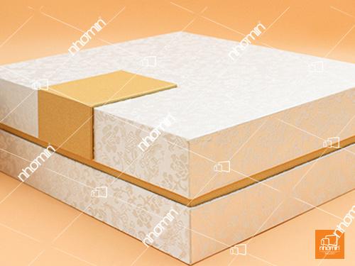 hộp carton chất liệu giấy mỹ thuật