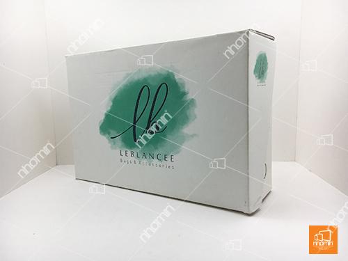 hộp carton sóng in 3 màu