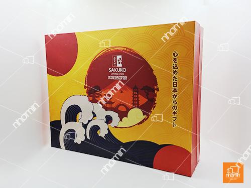 hộp bánh trung thu âm dương 6 bánh