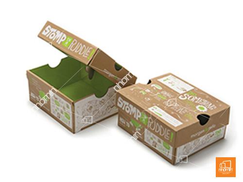 kiểu hộp carton chắc chắn