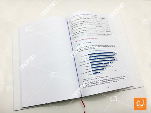 sách chất liệu giấy bãi bằng