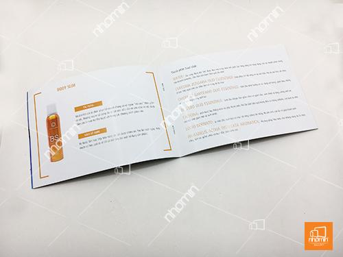 sách chất liệu giấy offset
