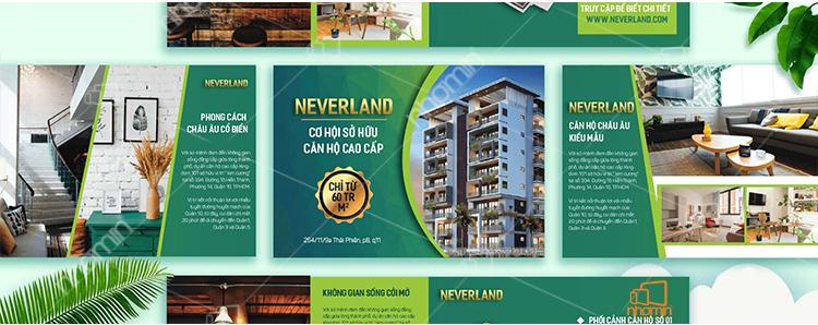 catalogue bất động sản never land