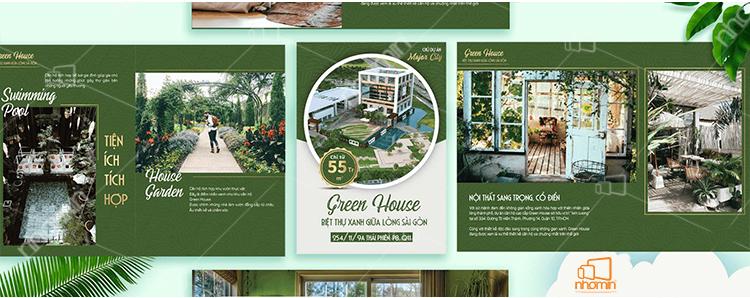 catalogue green house