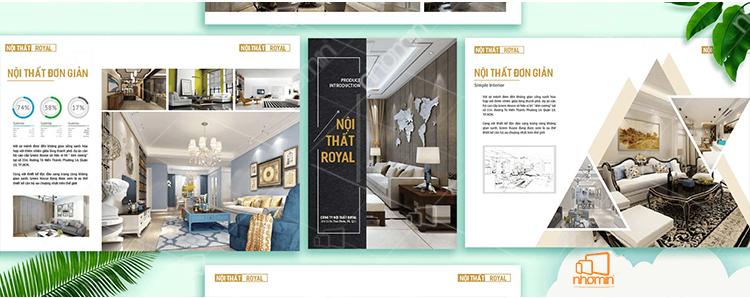 catalogue nội thất đơn giản