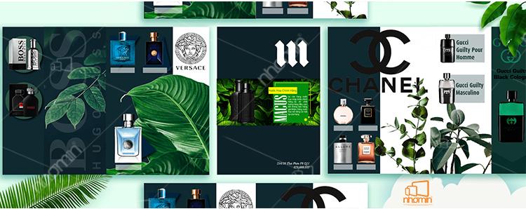 catalogue nước hoa