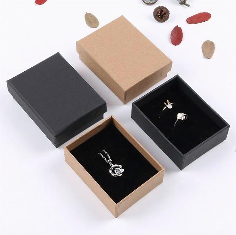 mẫu hộp trang sức phổ biến