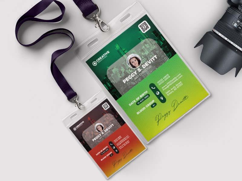 thiết kế thẻ sự kiện độc đáo