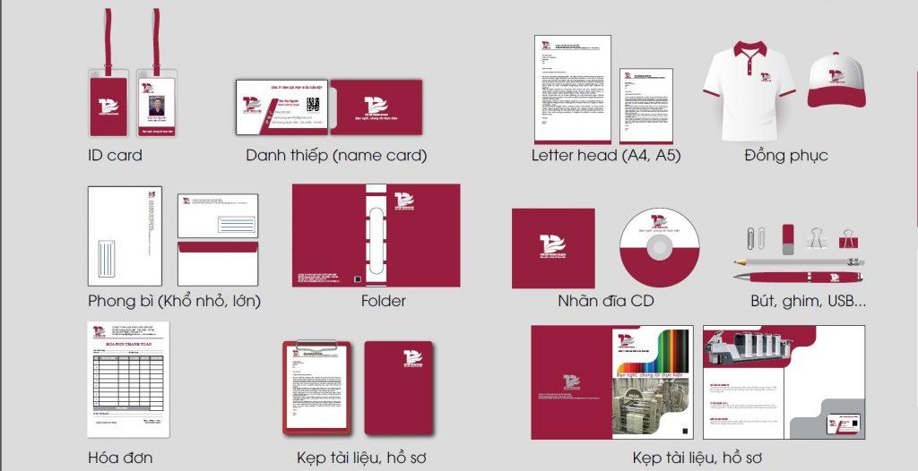 Phân loại thiết kế ấn phẩm văn phòng