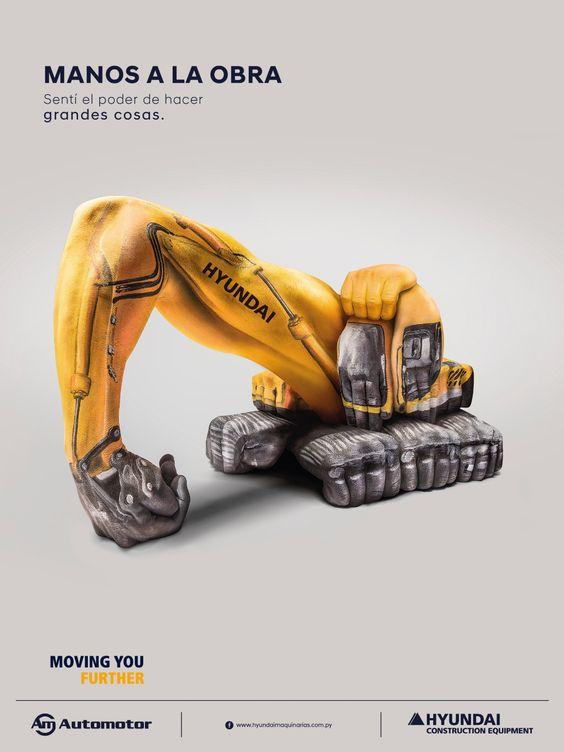 Một thiết kế Poster rất ấn tượng