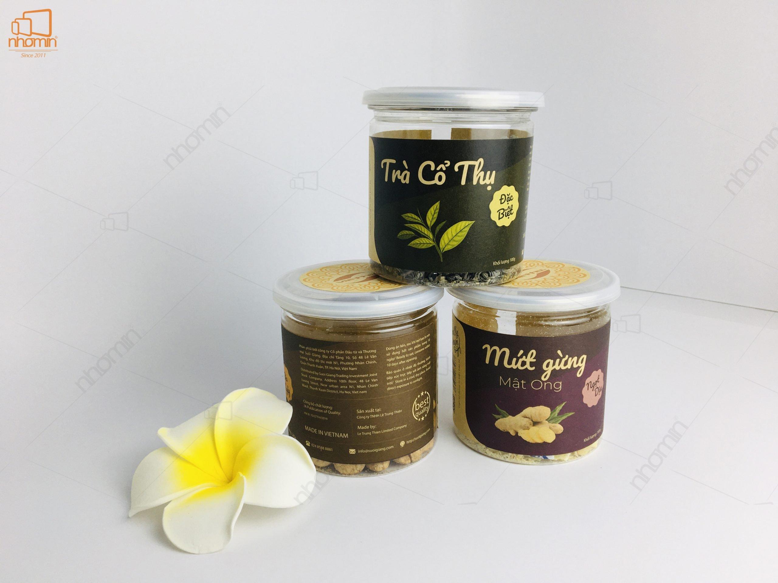 Nhãn bộ sản phẩm quà tặng Viettel - Nhóm In sản xuất