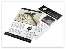 Tờ rơi học Kinh Thánh đơn giản