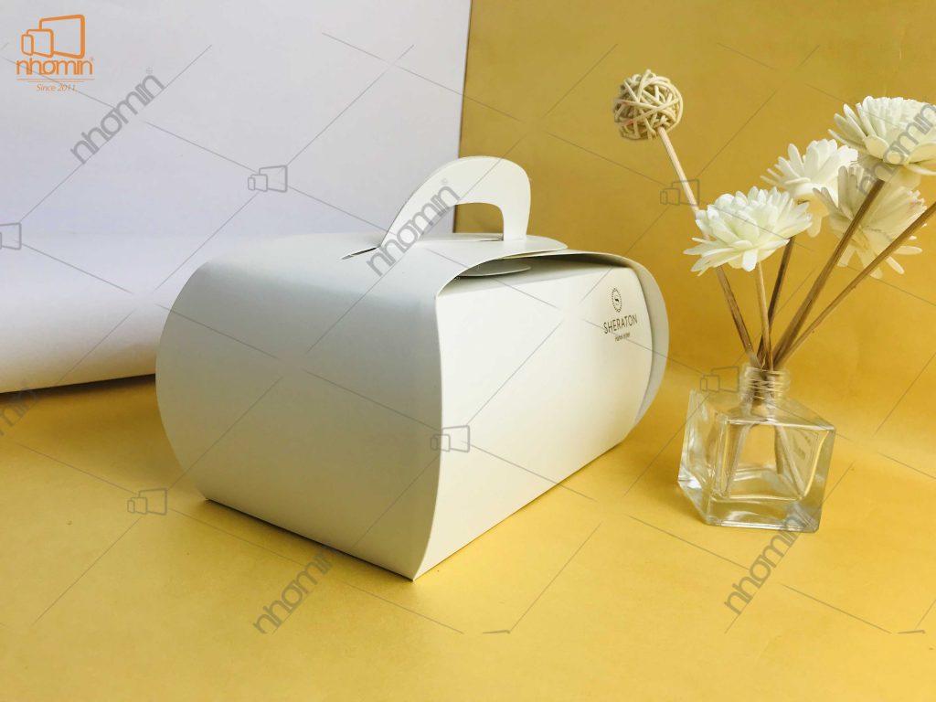 Thiết kế bao bì hộp giấy