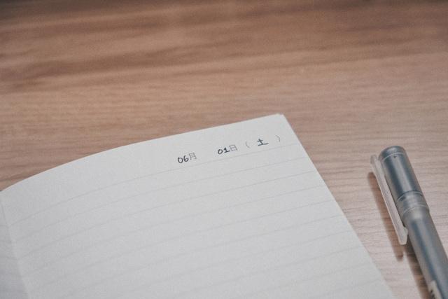 Cân nhắc về nhu cầu viết nhật ký