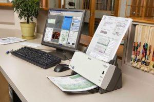 cách scan tài liệu bằng máy tính