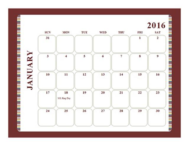 mẫu lịch 2016 20