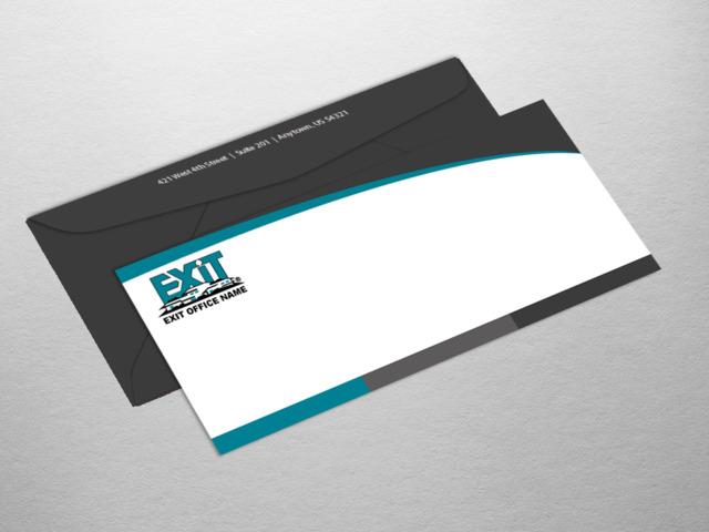mẫu phong bì thư 4