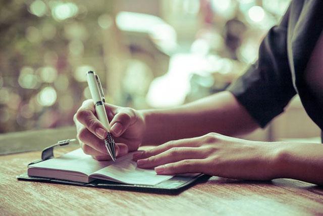 Lợi ích của việc ghi chép sổ tay