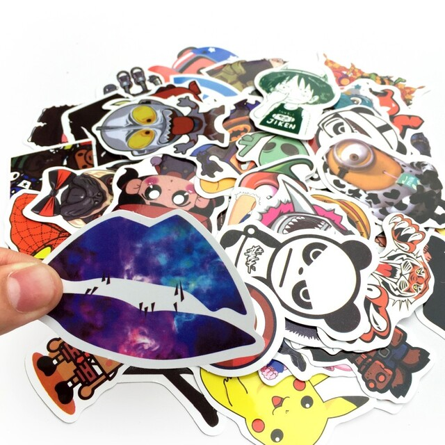 Mẫu in sticker 5
