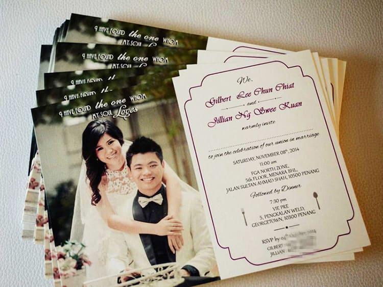Thiệp cưới 3