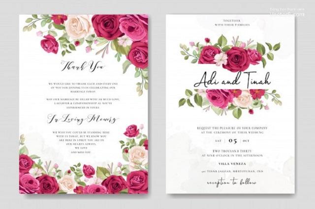 Thiệp cưới 36