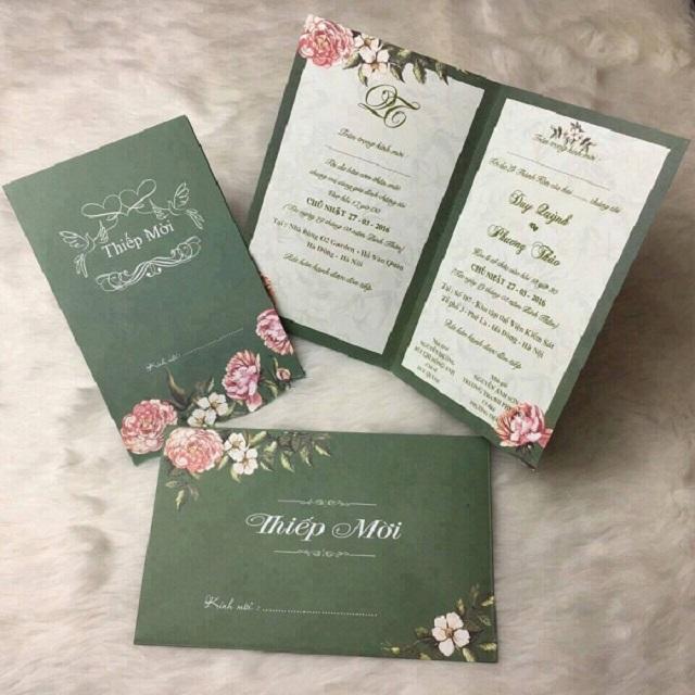 Thiệp cưới 30