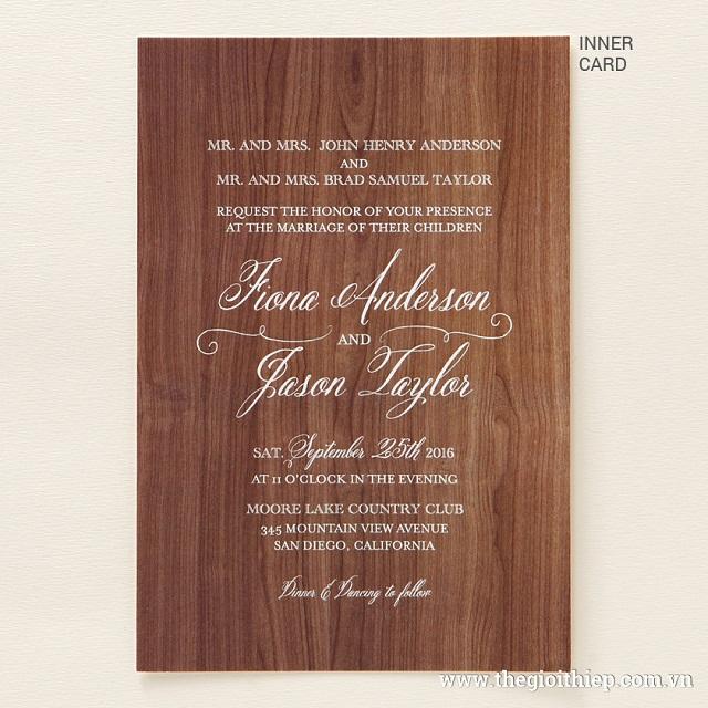 Thiệp cưới 21