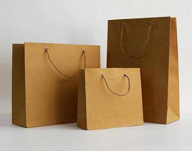 Túi giấy thân thiện với môi trường