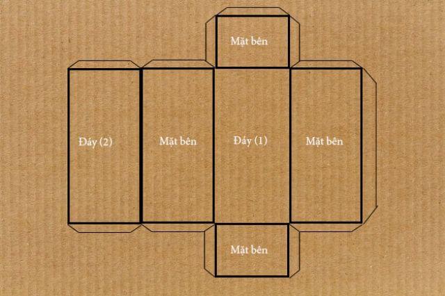 Quy trình làm hộp giấy Carton