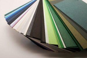 Điểm khác biệt về màu sắc khi phân loại giấy in