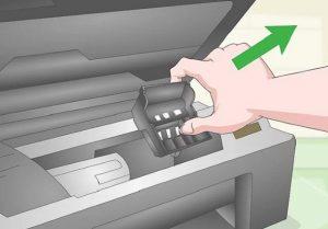 Cách làm sạch đầu phun máy in Epson bằng phương pháp thủ công 2